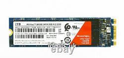WD Red SA500 Series 2TB M. 2 SATA Type 2280 (WDS200T1R0B) SSD Solid State Drive