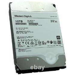 WD Ultrastar DC HC510 10TB SATA 6Gb/s 3.5 Enterprise HDD (HUH721010ALN604)