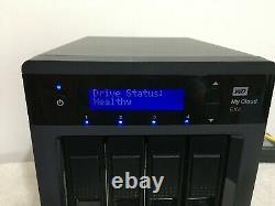 Western Digital My Cloud EX4 NAS Server 16TB (4x 4TB WD Red Drives) RAID