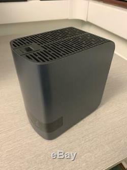 Western Digital My Cloud Expert Series EX2 Ultra 8TB NAS Personal Storage