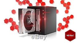 Western Digital RED 5TB NAS Hard Drive WD 5400 RPM SATA 6Gbs 64MB Cache WD50EFRX