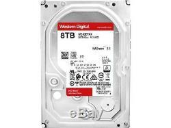 Western Digital WD Red WD80EFAX 8TB 3.5 256MB 5400RPM 3.5 Internal NAS HDD